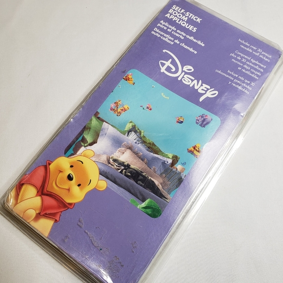 Disney Other - Disney Wall Winnie the Pooh Wall Decals Stickers
